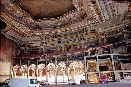 Requiem For The Michigan Theater In Detroit